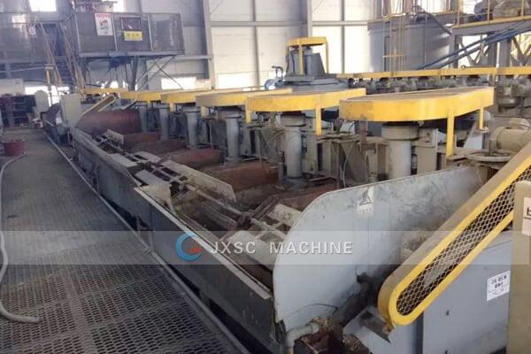 Korea 350Ttph tungsten processing plant