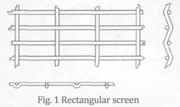 Прямоугольный экран