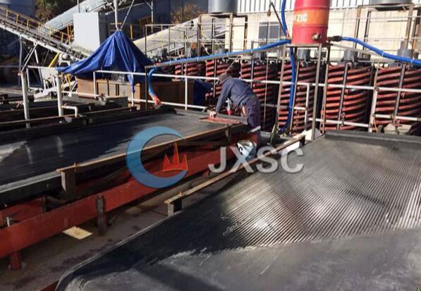 Вольфрамовый завод-оборудование