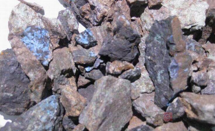 copper-oxide-ore