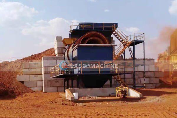 Australia 250tph Ilmenite processing plant