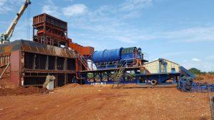 gold-trommel-wash-plant-on-site-installation