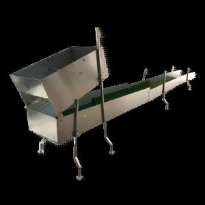 jxsc portable sluice box