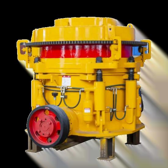 multi-cylinder hydraulic cone crusher