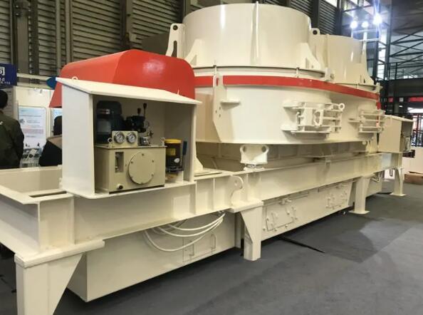 машина для производства песка