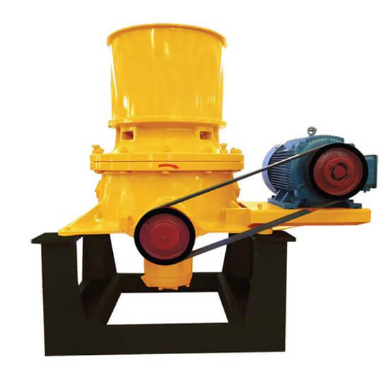 single-cylinder cone crusher