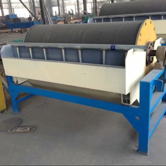 wet drum magnetic separator for sale